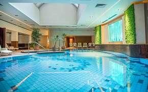 58% Pobyt 800 m od termálního jezera Hévíz v Hotelu…