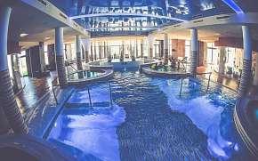 47% Maďarsko: Zámecký Borostyán Med Hotel **** s…