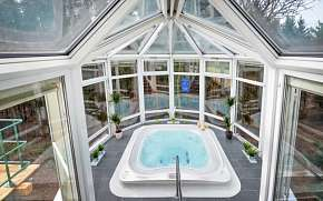 49% Maďarsko u termálů: Panoráma Hotel Noszvaj *** s…