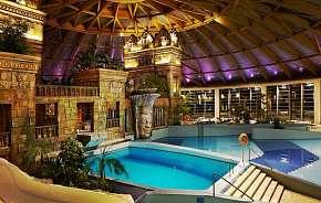 48% Luxusní hotel Aquaworld Resort Budapest s přímým…