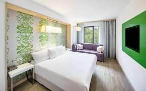 50% Praha přímo v centru: Hotel Occidental Praha Five…