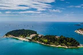 28% Chorvatsko, Rovinj: 12 denní pobyt v hotelu insel…
