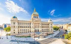 50% Praha přímo v centru: Luxus v Hotelu Occidental…