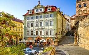 35% Praha: 2–6 denní pobyt pro DVA přímo v centru jen…