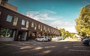 47% Střední Čechy: 3–8 denní pobyt pro DVA v Hotelu…
