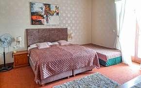 42% Jižní Čechy: Tábor v Hotelu Romantik Eleonora ***…