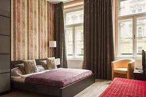 50% Moderní Royal Court Apartments v historickém…