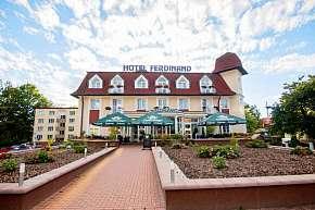 23% Wellness pobyt v Mariánských Lázních v hotelu…