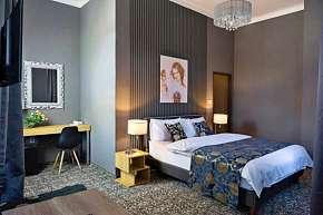 34% Stylový odpočinek s polopenzí v butikovém hotelu…