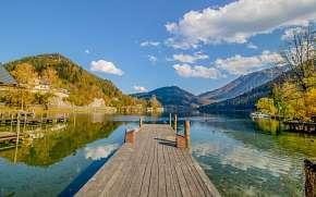 0% Rakouské Alpy: 3–8 denní pobyt pro DVA u Hochkaru…
