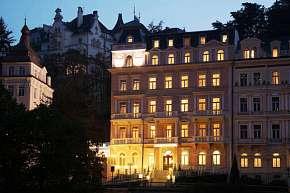 40% Karlovy Vary: 3–8 denní pobyt pro 1–2 osoby v…