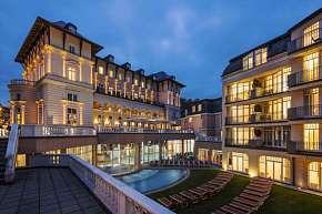 32% Luxusní pobyt ve Falkensteiner Spa Resort…