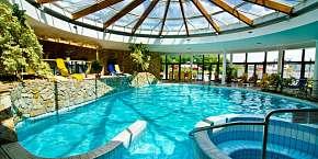 0% Neomezený relax v bazénu, lázeňské procedury a…