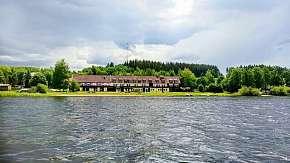 17% Odpočinková dovolená na břehu Lipenského jezera v…