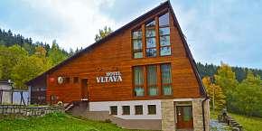26% Krkonošský pobyt v hotelu Vltava s polopenzí a…