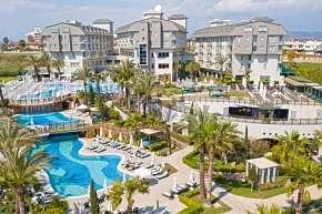 43% Turecko, Side: 8 denní pobyt v Novum Garden s All…