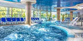 23% Termální lázně a wellness v Hotelu Visegrad…