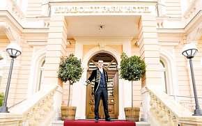 0% Karlovy Vary: 3–8 denní pobyt pro DVA v Humboldt…