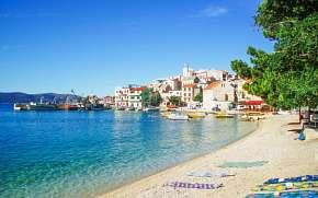 36% Chorvatsko: 10 denní pobyt na Makarské riviéře…