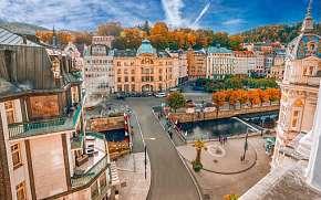 0% Karlovy Vary: 2–8 denní pobyt pro DVA přímo v…