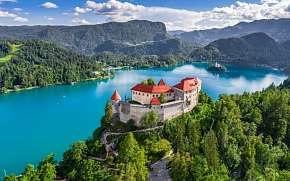 0% Slovinsko: 3–8 denní pobyt pro DVA blízko…