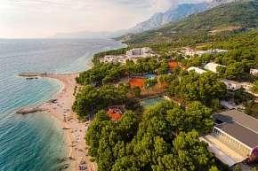 41% Chorvatsko, Makarská riviéra: 10 denní pobyt v…