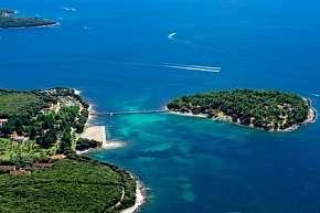 30% Chorvatsko, Istrie: 15 denní pobyt v Bungalovy…