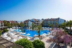 52% Turecko, Side: 8 denní pobyt v Barut B Suites s…
