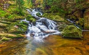 0% Krkonoše jen 2 km od Mumlavského vodopádu v…