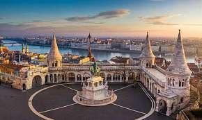 0% Hotel Gloria *** Budapest City Center se snídaní,…