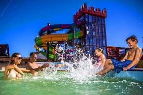 17% Letní dovolená se vstupy do Tatralandie a…