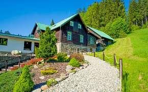 0% CHKO Beskydy blízko Lysé hory a Pusteven ve Ski…