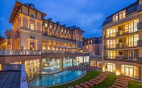 0% Mariánské Lázně: Luxusní Falkensteiner Spa Resort…
