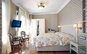 0% Karlovy Vary: Relaxační pobyt ve Spa Hotelu…