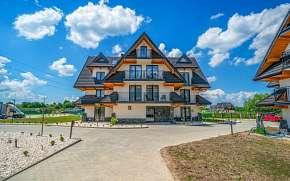 0% Polské Tatry nedaleko termálů: Sun & Snow Resorts…