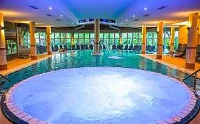 0% Hévíz: Luxus v  Lotus Therme Hotelu & Spa ***** s…