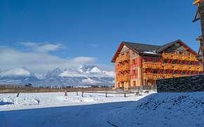 0% Vysoké Tatry: Tatragolf Mountain Resort **** se…