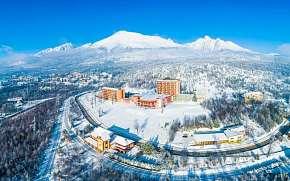 0% Vysoké Tatry: Pokoj Exclusive v Grand Hotelu…