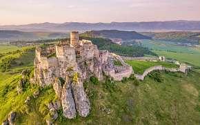 0% Slovenský ráj pod Spišským hradem v Penzionu…