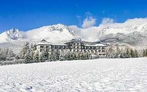 0% Vysoké Tatry s výhledem na hory: Hotel Hubert ***…