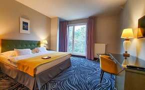 0% Pobyt 3 km od centra Karlových Varů: Parkhotel…