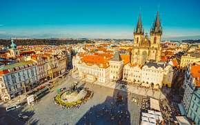0% Praha přímo v centru: Hotel The Gold Bank **** se…