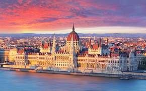 0% Maďarsko: Pobyt přímo v centru Budapešti a jen 5…