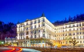 0% Karlovy Vary ve vyhlášeném Grandhotelu Pupp *****…