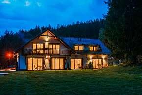 30% Luxusní ubytování pro 4 až 6 osob v Apartmánech…