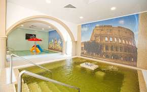 0% Pobyt poblíž Budapešti: Termal Hotel Vesta s…