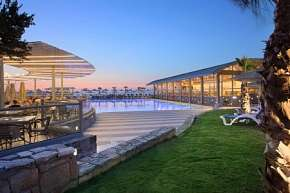 41% Řecko, Kréta: 4 denní pobyt v Arina Beach s All…
