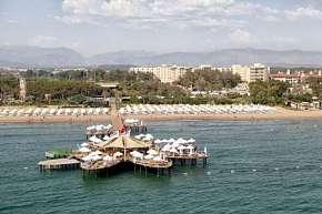 40% Turecko, Side: 8 denní pobyt v hotelu Sueno s…