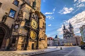 36% Pražské výlety se zázemím v hotelu Carl Inn**** v…