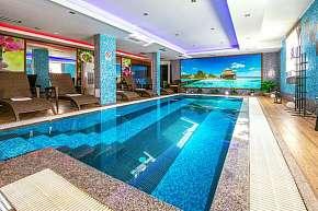 40% Perfektní wellness pobyt v hotelu Sun **** na…